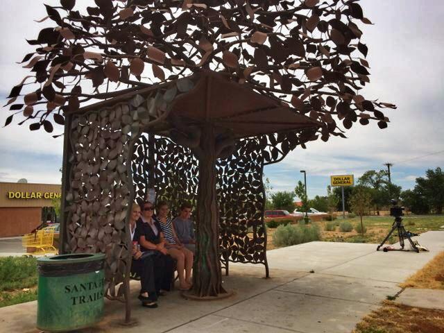Tree of Life Bus Stop